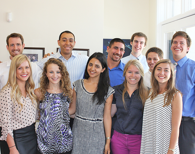 Summer 2014 Interns