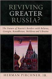 Reviving Greater Russia book cover