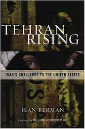 Tehran Rising book cover