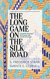 Long game book cover